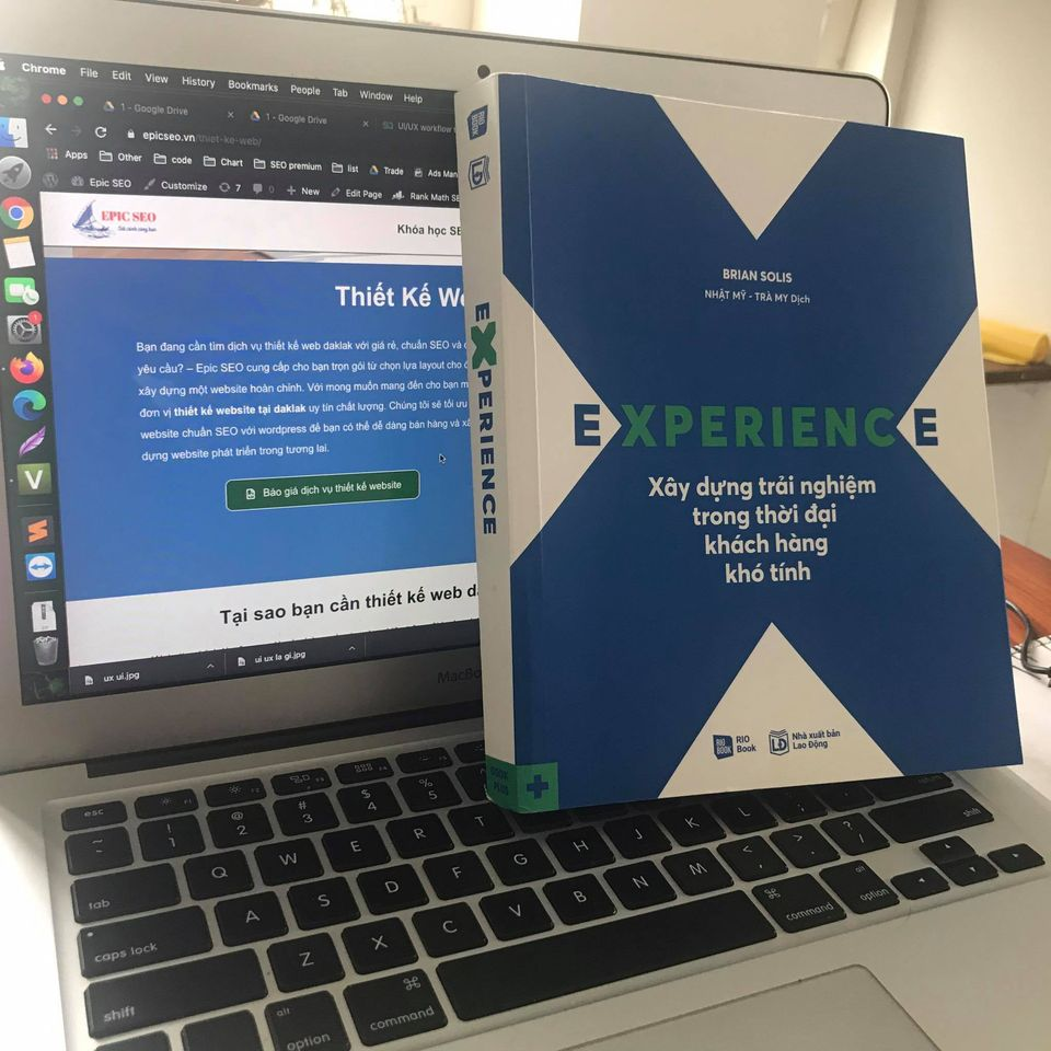 sach experience by epicseo